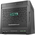 HPE ProLiant MicroServer Gen10 Ultra Micro Tower Server - 1 x AMD Opteron X3216 Dual-core (2 Core) 1.60 GHz - 8 GB Installed DDR4 SDRAM - Serial ATA/600 Controller - 0, 1, 10 RAID Levels - 1 x 200 W