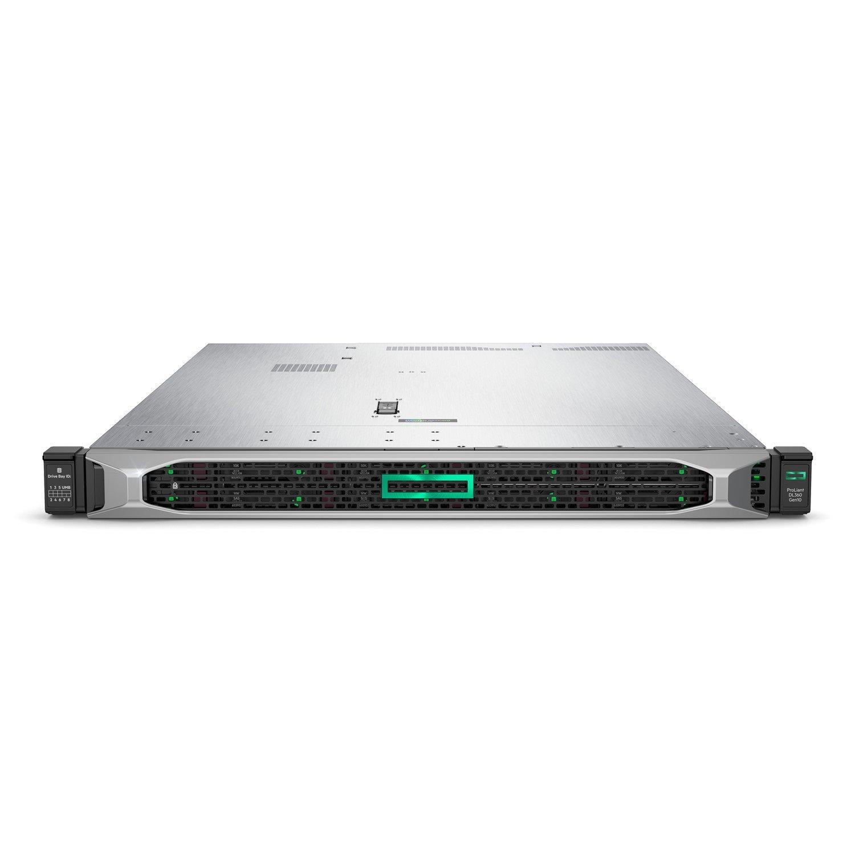 HPE ProLiant DL360 G10 1U Rack Server - 1 x Intel Xeon Gold 5120 Tetradeca-core (14 Core) 2.20 GHz - 16 GB Installed DDR4 SDRAM - 12Gb/s SAS Controller - 1 x 500 W