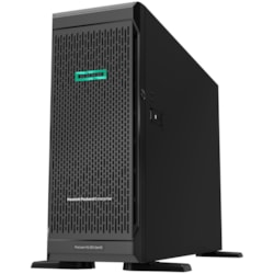 HPE ProLiant ML350 G10 4U Tower Server - 1 x Intel Xeon Bronze 3104 Hexa-core (6 Core) 1.70 GHz - 8 GB Installed DDR4 SDRAM - Serial ATA/600 Controller - 1 x 500 W