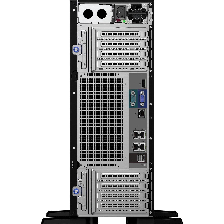 HPE ProLiant ML350 G10 5U Rack Server