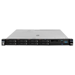 Lenovo System x x3550 M5 8869D2M 1U Rack Server - 1 x Intel Xeon E5-2630 v4 Deca-core (10 Core) 2.20 GHz - 16 GB Installed TruDDR4 - 12Gb/s SAS, Serial ATA Controller - 0, 1, 5, 10, 50 RAID Levels - 1 x 550 W