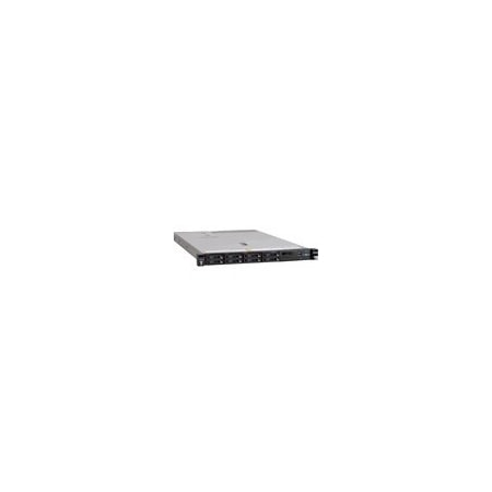 Lenovo System x x3550 M5 8869F2M 1U Rack Server - 1 x Intel Xeon E5-2640 v4 Deca-core (10 Core) 2.40 GHz - 16 GB Installed TruDDR4 - 12Gb/s SAS, Serial ATA Controller - 0, 1, 5, 10, 50 RAID Levels - 1 x 550 W