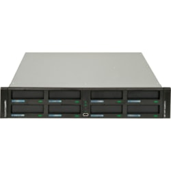 Tandberg Data QuikStation 8900-RDX 8 x Total Bays NAS Storage System - 2U - Rack-mountable