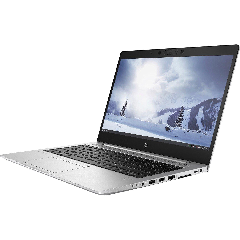 "HP mt45 35.6 cm (14"") Thin Client Notebook - 1920 x 1080 - AMD Ryzen 3 PRO (2nd Gen) 3300U Quad-core (4 Core) 2.10 GHz - 8 GB RAM - 128 GB SSD"