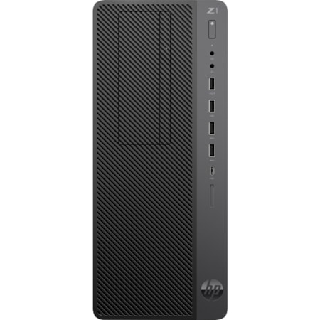 HP Z1 G5 Workstation - 1 x Core i7 i7-9700 - 16 GB RAM - 1 TB HDD - 512 GB SSD - Tower