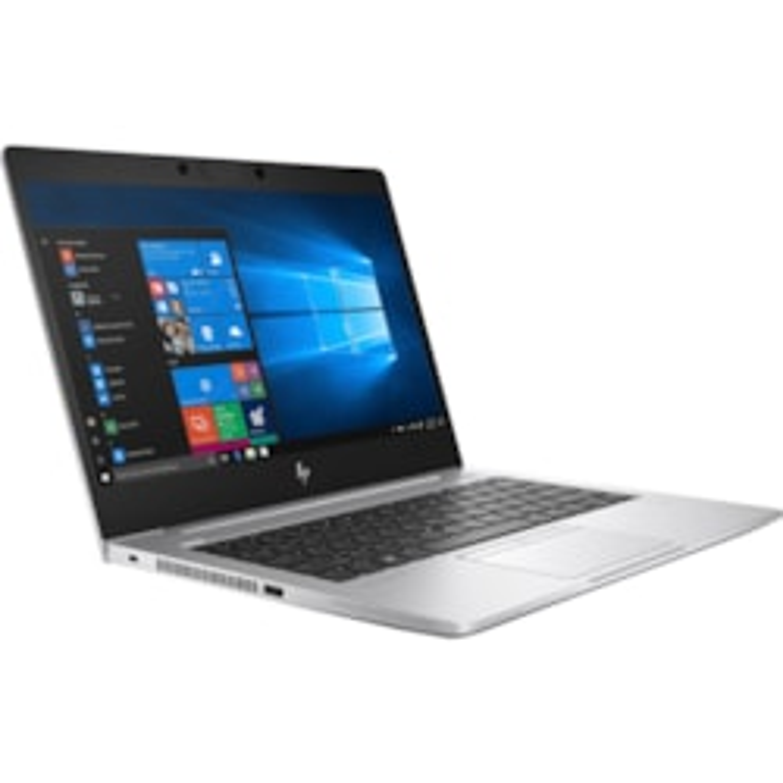 """HP EliteBook 830 G6 33.8 cm (13.3"""") Notebook - 1920 x 1080 - Intel Core i7 (8th Gen) i7-8665U Quad-core (4 Core) 1.90 GHz - 16 GB RAM - 512 GB SSD"""