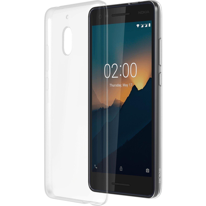 Nokia Case for Nokia Smartphone - Clear, Transparent