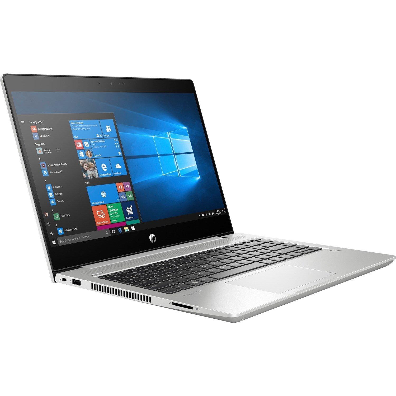 "HP ProBook 440 G6 35.6 cm (14"") Notebook - 1366 x 768 - Intel Core i5 (8th Gen) i5-8265U Quad-core (4 Core) 1.60 GHz - 8 GB RAM - 256 GB SSD"