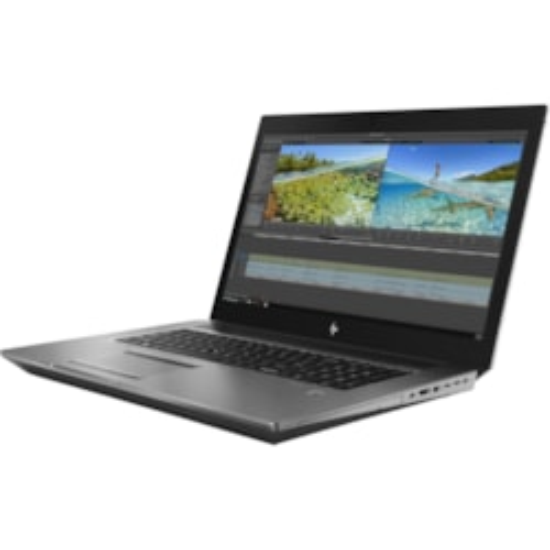 "HP ZBook 17 G6 43.9 cm (17.3"") Mobile Workstation - 1920 x 1080 - Xeon E-2286M - 64 GB RAM - 2 TB HDD - 1 TB SSD"