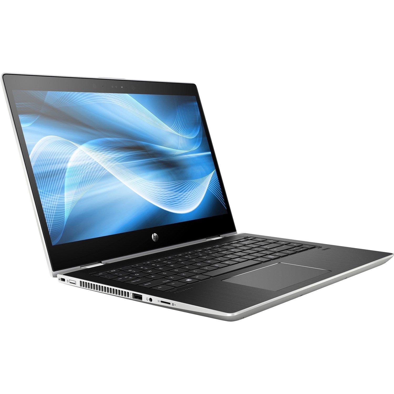 """HP ProBook x360 440 G1 35.6 cm (14"""") Touchscreen 2 in 1 Notebook - 1920 x 1080 - Core i5 i5-8250U - 8 GB RAM - 256 GB SSD"""