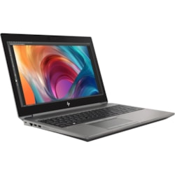 "HP ZBook 15 G6 39.6 cm (15.6"") Mobile Workstation - 1920 x 1080 - Core i7 i7-9750H - 16 GB RAM - 1 TB HDD - 512 GB SSD"