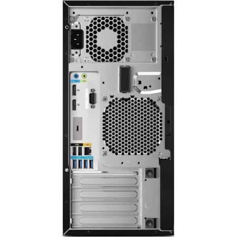 HP Z2 G4 Workstation - 1 x Core i7 i7-9700 - 16 GB RAM - 1 TB HDD - 512 GB SSD - Mini-tower - Black