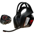 ROG Centurion Wired 40 mm Stereo Headset - Over-the-head - Circumaural - Black