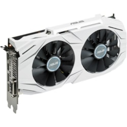 Asus DUAL-GTX1060-O6G GeForce GTX 1060 Graphic Card - 1.59 GHz Core - 1.81 GHz Boost Clock - 6 GB GDDR5 - Dual Slot Space Required