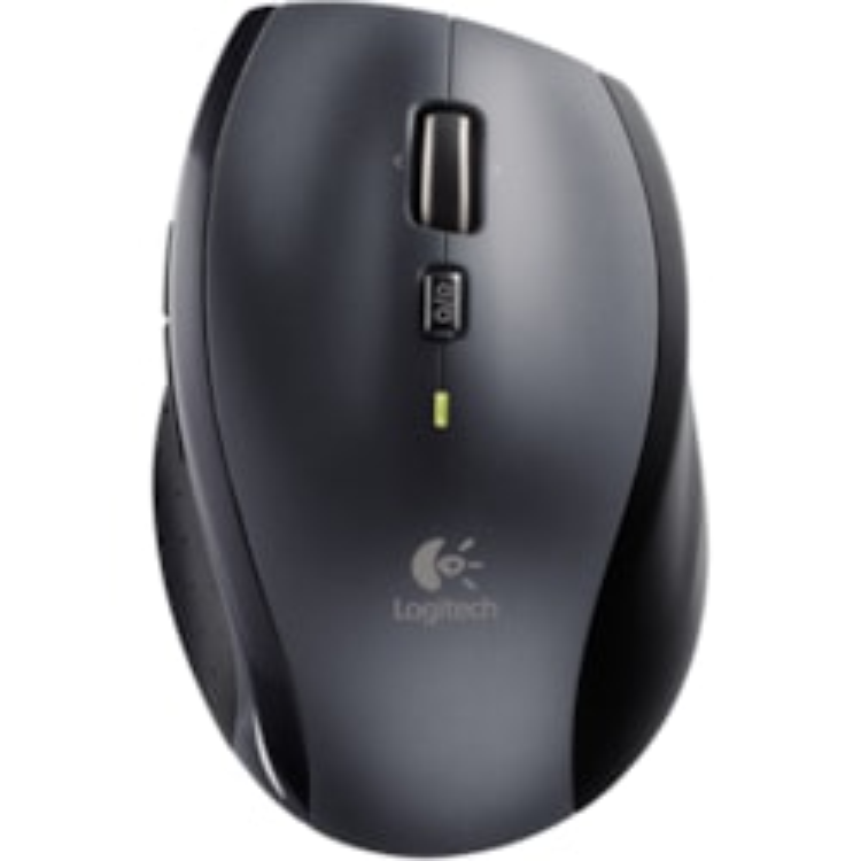 Logitech M705 Mouse - Laser - Wireless