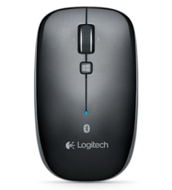 Logitech M557 Mouse - Optical - Wireless - Grey