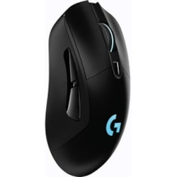Logitech G703 Mouse - Wireless - 6 Button(s) - Black