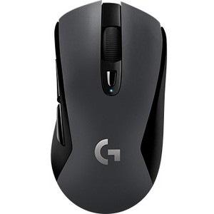 Logitech G603 Mouse - Optical - Wireless - 6 Button(s) - Black