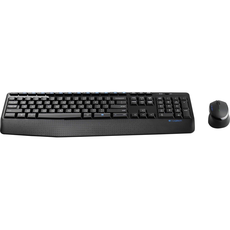 Logitech MK345 Keyboard & Mouse