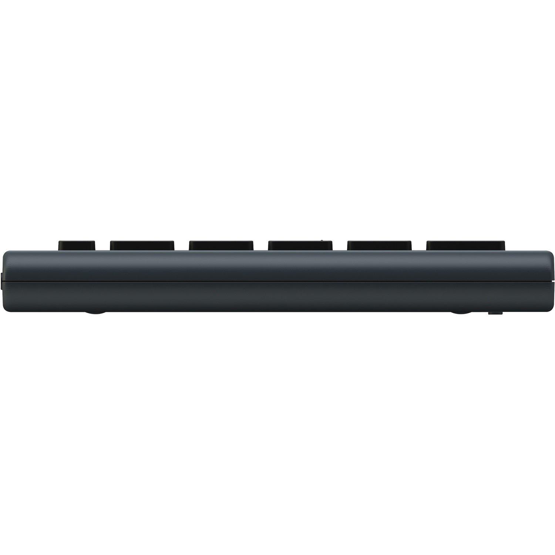 Logitech K830 Keyboard - Wireless Connectivity - Bluetooth