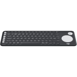 Logitech K600 Keyboard - Wireless Connectivity - Bluetooth/RF