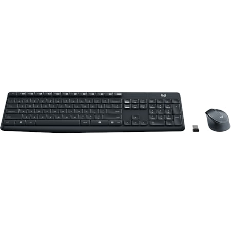Logitech MK315 QUIET Keyboard & Mouse