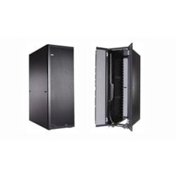 Lenovo 42U Floor Standing Rack Cabinet for Server - 482.60 mm Rack Width x 1188.72 mm Rack Depth