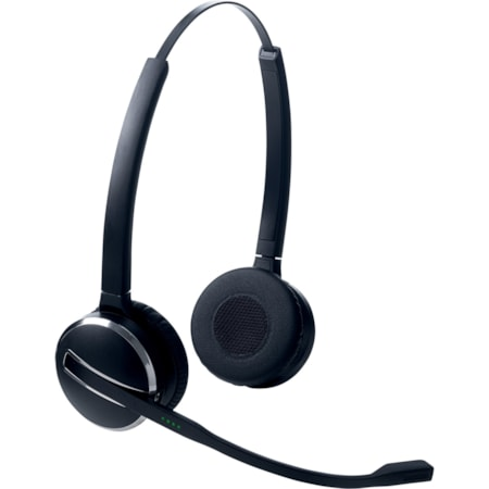 Jabra PRO 9460 Wireless DECT Stereo Headset - Over-the-head - Supra-aural