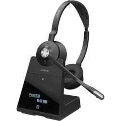 Jabra Engage 75 Stereo Wireless Bluetooth/DECT Stereo Headset - Over-the-head