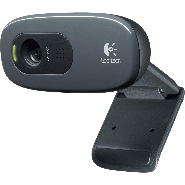 Logitech C270 Webcam - USB 2.0