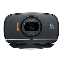 Logitech C525 Webcam - Black - USB 2.0