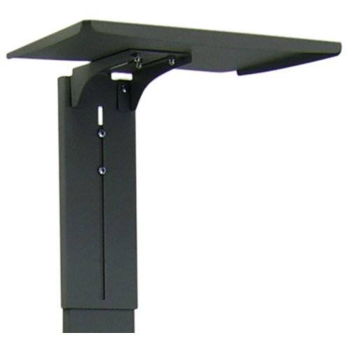 Ergotron 97-491-085 Mounting Shelf for Camera - Black