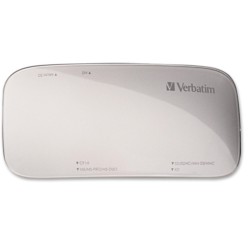 Verbatim 97706 Flash Reader - USB 3.0 - External - 1 Pack