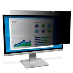 "3M PF23.6W9 Privacy Filter for 23.6"" Widescreen Desktop LCD Monitors (16:9)"