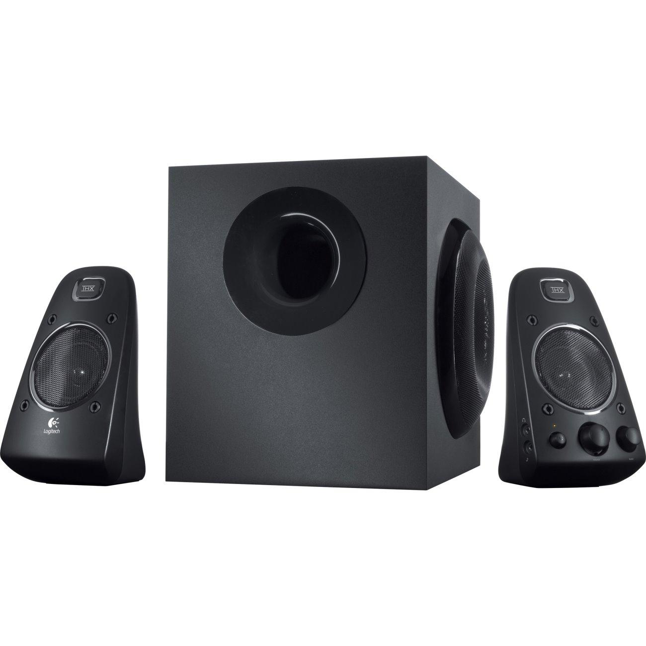 Logitech Z623 2.1 Speaker System - 200 W RMS