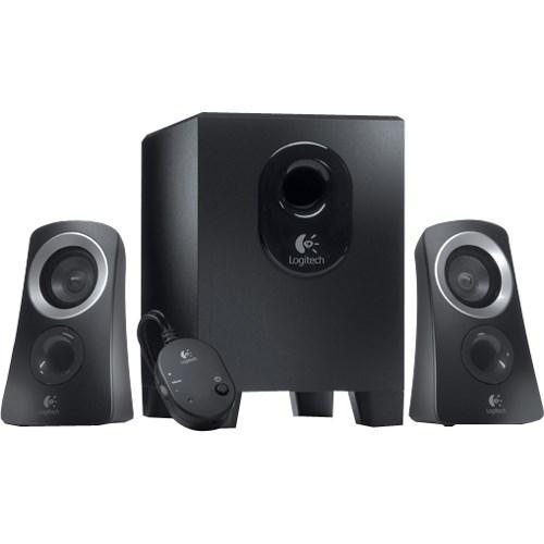 004ed8a7334 Buy Logitech Z313 2.1 Speaker System - 25 W RMS - Black | External IT