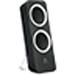 Logitech Z200 2.0 Speaker System - 10 W RMS - Midnight Black