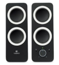 Logitech Z200 2.0 Speaker System - 10 W RMS - Midnight Black