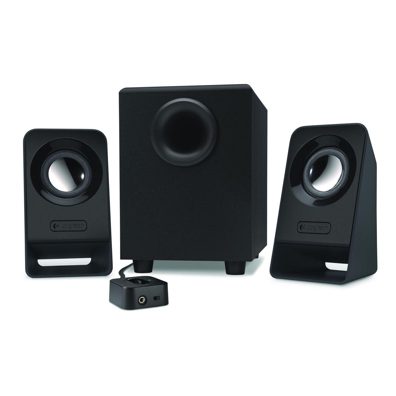 Logitech Z213 2.1 Speaker System - 7 W RMS - Desktop