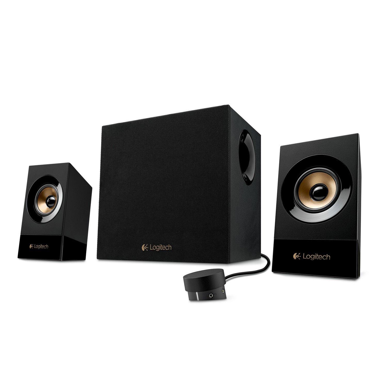 Logitech Z533 2.1 Speaker System - 60 W RMS