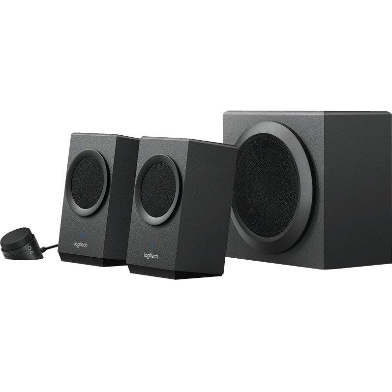 Logitech Z337 2.1 Speaker System - 40 W RMS - Wireless Speaker(s)
