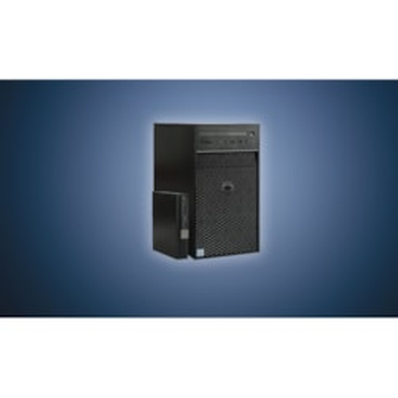 IndigoVision Integra View Workstation - Core i7 - 16 GB RAM - 4 TB HDD - 256 GB SSD - Mini-tower