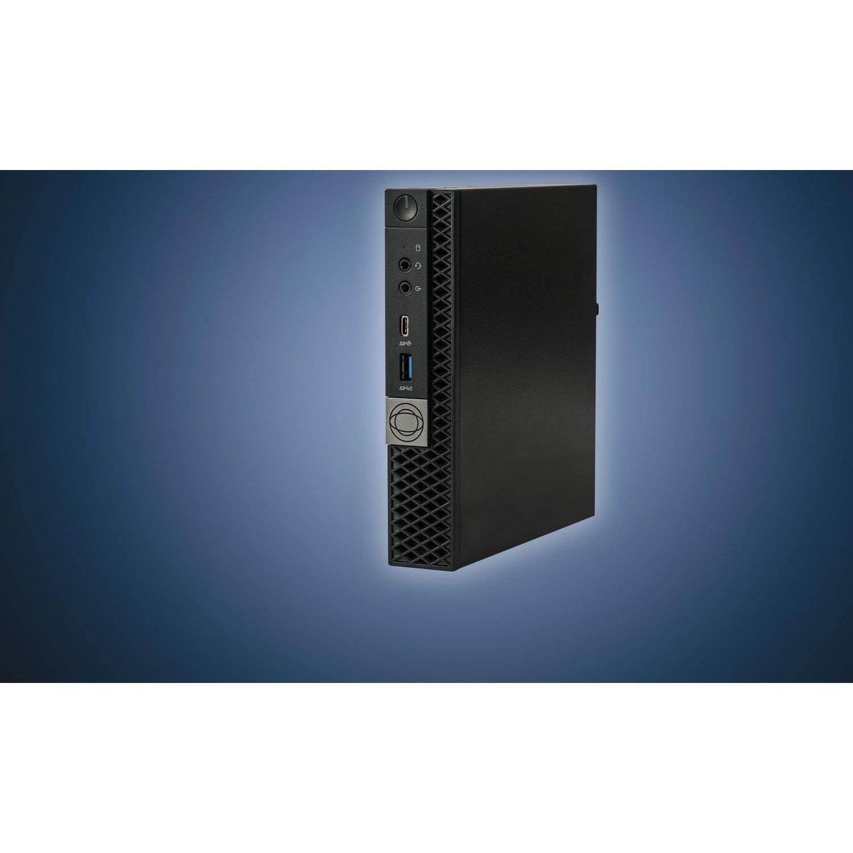 IndigoVision Mini Client Workstation - Core i5 i5-9500 - 8 GB RAM - 256 GB SSD - Micro Tower