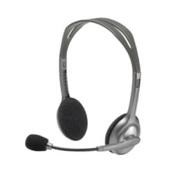 Logitech H110 Wired Over-the-head Stereo Headset