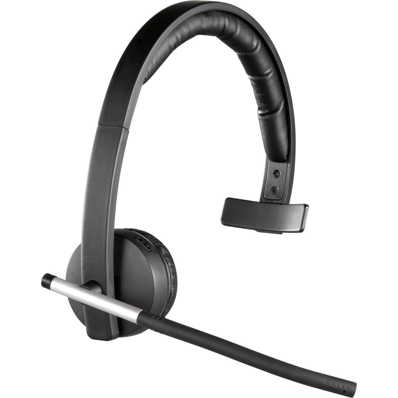 Logitech H820e Wireless Over-the-head Mono Headset