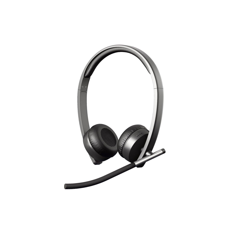 Logitech H820e Wireless Over-the-head Stereo Headset