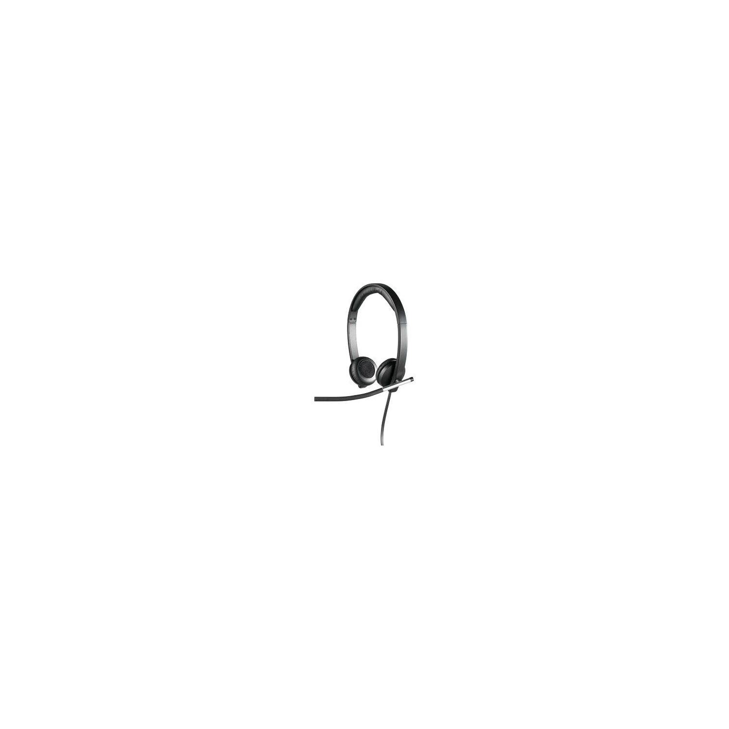 84947bd8892 Buy Logitech H650e Wired Mono Headset - Over-the-head - Supra-aural ...