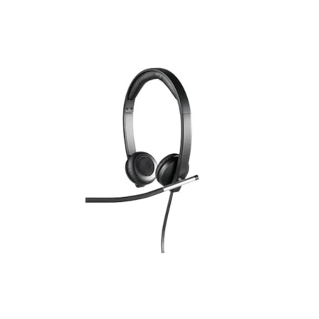 Logitech H650e Wired Over-the-head Mono Headset
