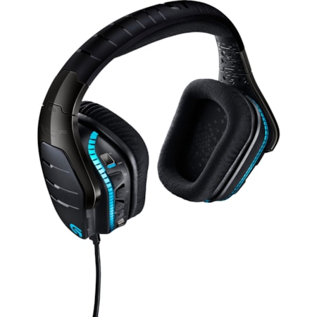 Logitech Artemis Spectrum G633 Wired 40.64 mm Headset - Over-the-head - Circumaural