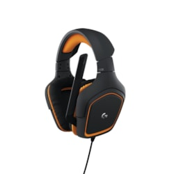 Logitech Prodigy G231 Wired 40 mm Stereo Headset - Over-the-head - Circumaural